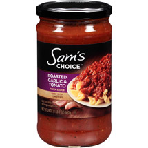 Sam's Choice Roasted Garlic & Tomato Pasta Sauce