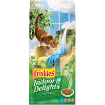 Friskies Indoor Cat Food