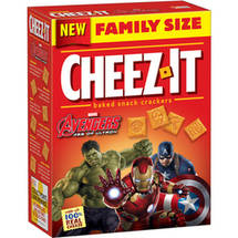 Cheez-It The Amazing Spider-Man 2 Baked Snack Crackers