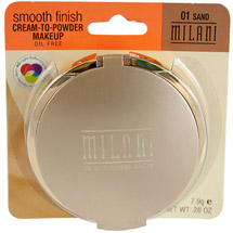 Milani Cream To Powder Foundation Sand