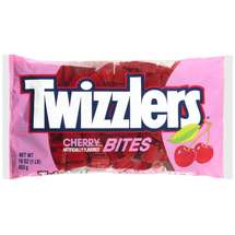 Twizzlers Cherry Candy Bites