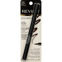 Revlon Colorstay Liquid Eye Pen 003 Blackened Brown