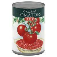 H-E-B Crushed Tomatoes