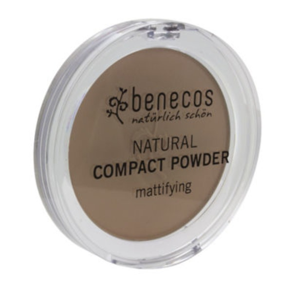 Benecos Natural Mattifying Compact Powder