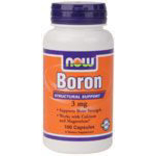 Now Boron 3 Mg