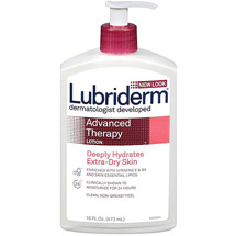 Lubriderm Advanced Therapy For Extra-Dry Skin Moisturizing Lotion