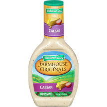 Hidden Valley Farmhouse Originals Caesar Dressing