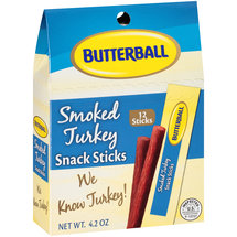 Butterball Smoked Turkey Snack Sticks