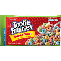 Tootie Fruities Cereal
