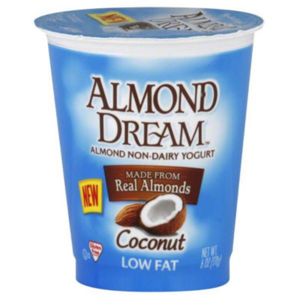 Almond Dream Coconut Almond Milk Yogurt