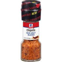 McCormick Chipotle Sea Salt Blend Grinder