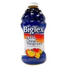 Big Tex 100% Orange Mango Juice