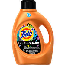 Tide Plus ColorGuard Laundry Detergent
