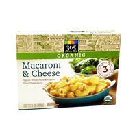 365 Organic Macaroni And Cheese