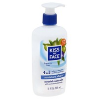 Kiss My Face Moisture Shave, 4 in 1, Fragrance Free