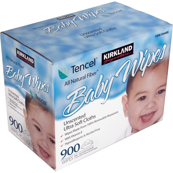 Kirkland Signature Baby Wipes