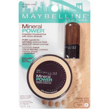 Maybelline Mineral Power Powder Foundation Classic Ivory
