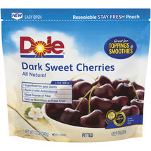 Dole Dark Sweet Cherries