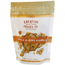 Creative Snacks Co. Vanilla Almond Granola