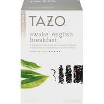Tazo Awake Black Tea Bags