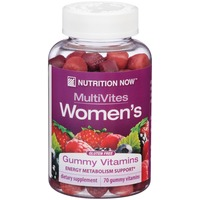 Nutrition Now Women's MultiVites Gummy Vitamins