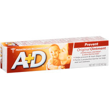 A D Original Diaper Rash Ointment & Skin Protectant