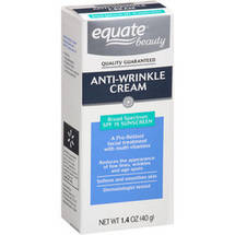 Equate Anti-Wrinkle Cream SPF 15