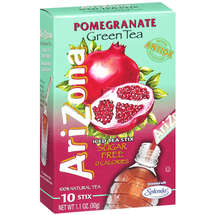 Arizona Sugar Free Pomegranate Green Tea Drink Mix