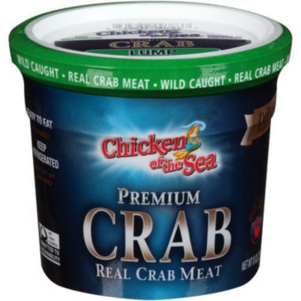 Chicken of the Sea Premium Crab Meat