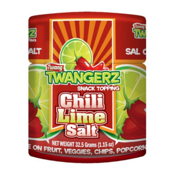 Twang Chili Lime Salt Shaker