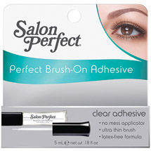 Salon Perfect Perfect Brush-On Clear Adhesive