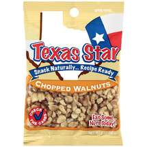 Texas Star Chopped Walnuts