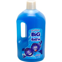 Scrubbles Blastin' Blueberry Big Bubble Bath
