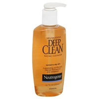 Neutrogena® Facial Cleanser Normal To Oily Skin Deep Clean®
