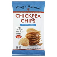 Maya Kaimal Lightly Salted Chickpea Chips