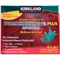 Kirkland Signature !% Plus Hydrocortisone Cream