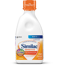 Similac Sensitive Infant Formula with Iron Ready-to-Feed