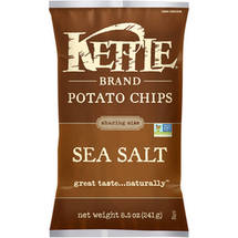 Kettle Brand Chips Sea Salt Potato Chips