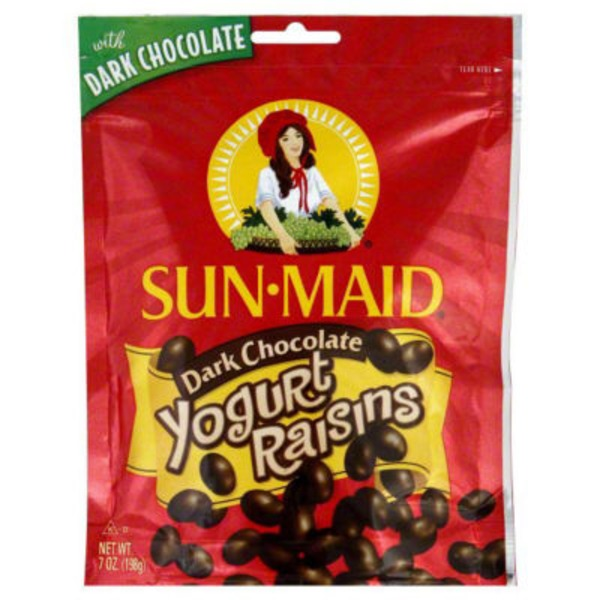 Sun Maid® Dark Chocolate Yogurt Raisins