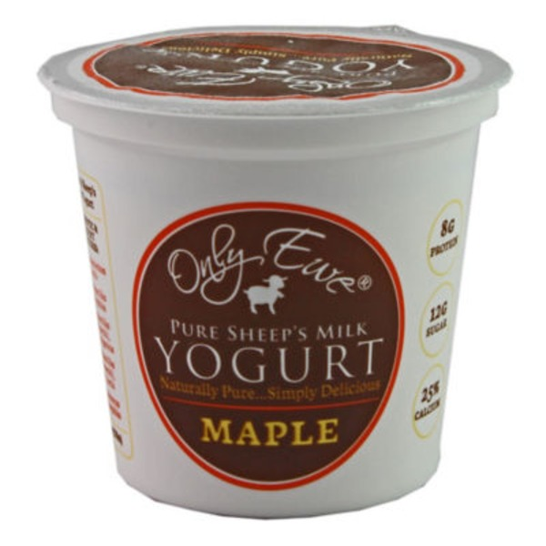 Only Ewe Maple Yogurt