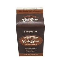 Stumptown Coffee Roasters Cold Brew Coffee With Milk Chocolate