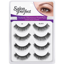 Salon Perfect Perfectly Glamorous Multi Pack Eyelashes