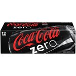Coca-Cola Zero Cola Fridge Pack