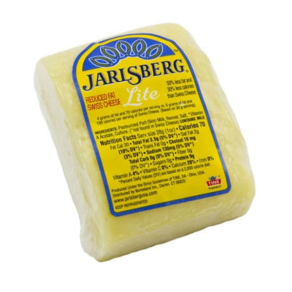 Jarlsberg Reduced Fat Lite Cheese