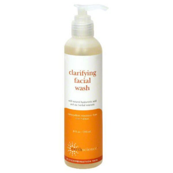 Earth Science Naturals Clarifying Facial Wash for Oily/Combination Skin