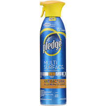 Pledge Multi-Surface Antibacterial Citrus Furniture Spray