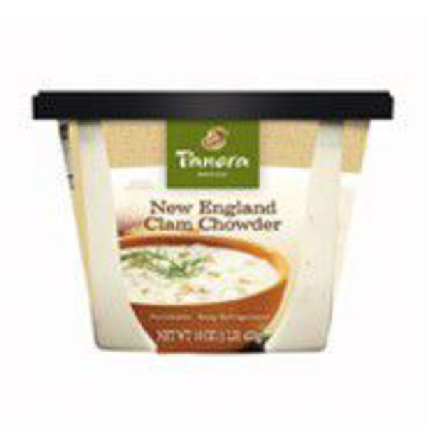 Panera Bread New England Clam Chowder