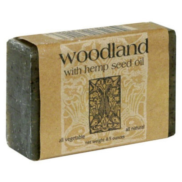 River Soap Company Woodland Soap Bar