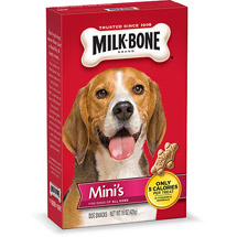 Milk-Bone Mini's Original Dog Biscuits