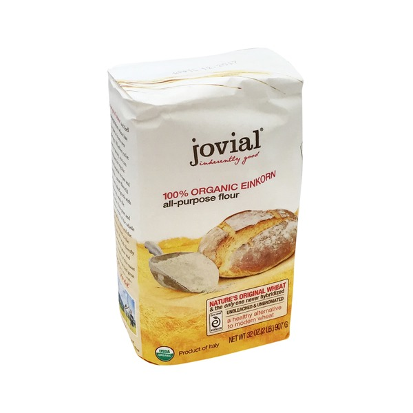 Jovial 100% Organic Einkorn  All-Purpose Flour
